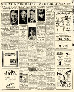 Mason City Globe Gazette, November 09, 1928, Page 6