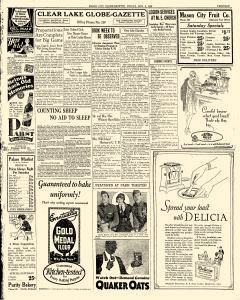 Mason City Globe Gazette, November 09, 1928, Page 13