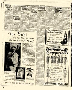 Mason City Globe Gazette, January 17, 1929, p. 4