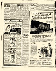 Mason City Globe Gazette, January 17, 1929, p. 6