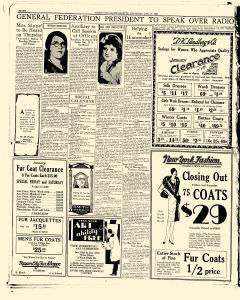 Mason City Globe Gazette, January 17, 1929, p. 8