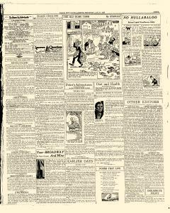 Mason City Globe Gazette, January 17, 1929, p. 3