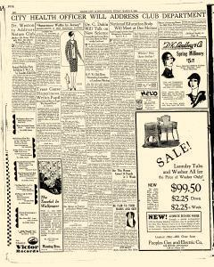 Mason City Globe Gazette, March 08, 1929, Page 6