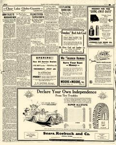 Mason City Globe Gazette, July 02, 1929, Page 4