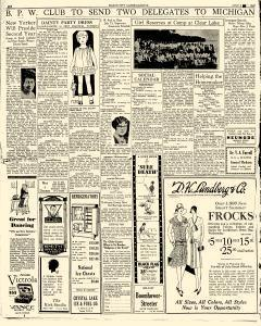 Mason City Globe Gazette, July 02, 1929, Page 6