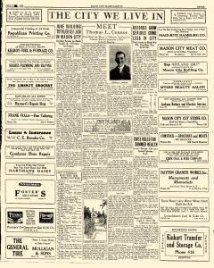Mason City Globe Gazette, July 13, 1929, Page 7