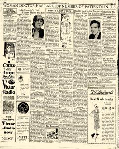Mason City Globe Gazette, July 23, 1929, Page 6