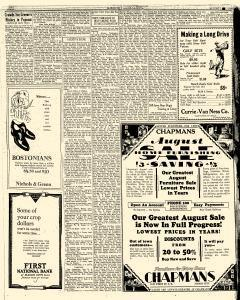 Mason City Globe Gazette, August 01, 1929, Page 4