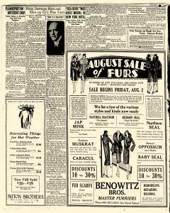 Mason City Globe Gazette, August 01, 1929, Page 8