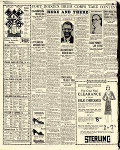 Mason City Globe Gazette, August 01, 1929, Page 22