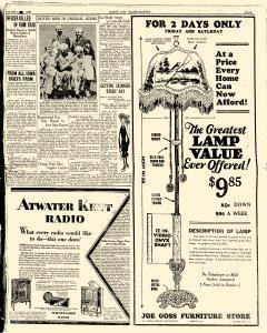 Mason City Globe Gazette, August 01, 1929, Page 9