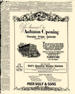 Mason City Globe Gazette, September 10, 1929, Page 13