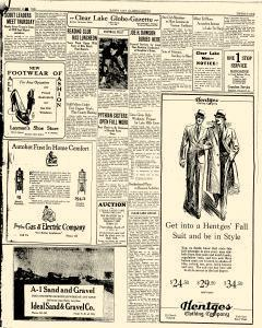 Mason City Globe Gazette, September 10, 1929, Page 21