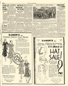 Mason City Globe Gazette, June 26, 1930, Page 5