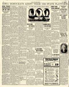 Mason City Globe Gazette, July 23, 1930, Page 12