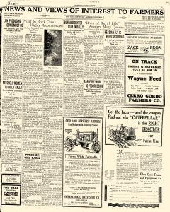Mason City Globe Gazette, July 23, 1930, Page 11
