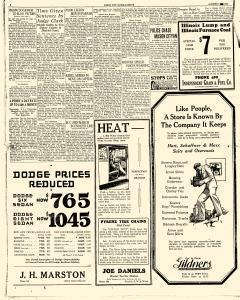 Mason City Globe Gazette, October 07, 1930, Page 2