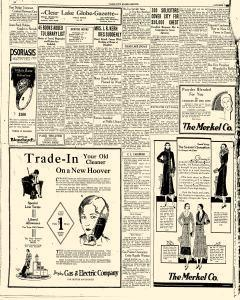 Mason City Globe Gazette, October 07, 1930, Page 11