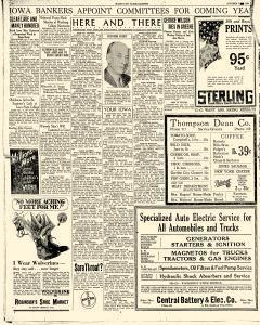 Mason City Globe Gazette, October 07, 1930, Page 17