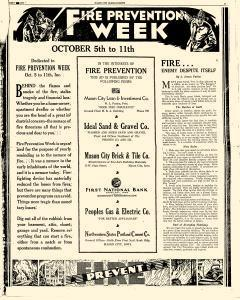 Mason City Globe Gazette, October 07, 1930, Page 10