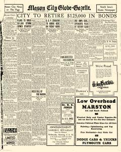Mason City Globe Gazette, October 07, 1930, Page 12