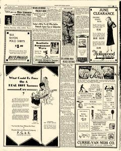 Mason City Globe Gazette, June 04, 1931, Page 10