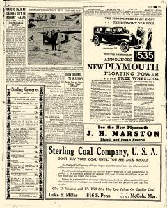 Mason City Globe Gazette, July 06, 1931, Page 6