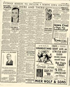 Mason City Globe Gazette, September 29, 1931, Page 18