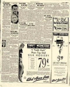 Mason City Globe Gazette, October 27, 1931, Page 10