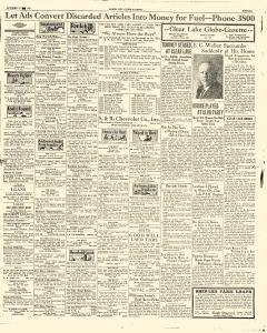 Mason City Globe Gazette, October 27, 1931, Page 7