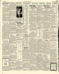Mason City Globe Gazette, March 22, 1933, p. 12