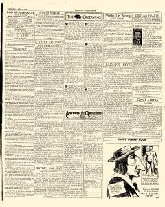 Mason City Globe Gazette, April 12, 1933, Page 3