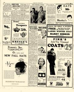 Mason City Globe Gazette, November 09, 1933, Page 19