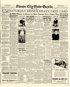 Mason City Globe Gazette, November 09, 1933, Page 25