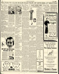 Mason City Globe Gazette, March 01, 1934, Page 10