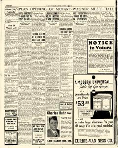 Mason City Globe Gazette, October 12, 1934, Page 14