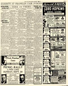 Mason City Globe Gazette, September 17, 1936, Page 13