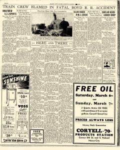 Mason City Globe Gazette, March 06, 1937, Page 8