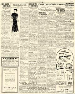 Mason City Globe Gazette, March 06, 1937, Page 23