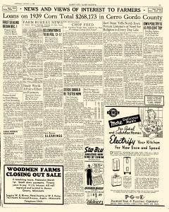 Mason City Globe Gazette, January 17, 1940, Page 11