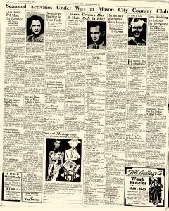 Mason City Globe Gazette, June 01, 1940, Page 6