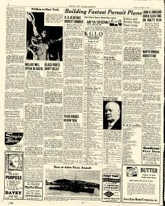 Mason City Globe Gazette, August 23, 1940, Page 2