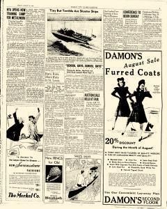 Mason City Globe Gazette, August 23, 1940, Page 5