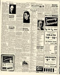 Mason City Globe Gazette, December 31, 1940, Page 2