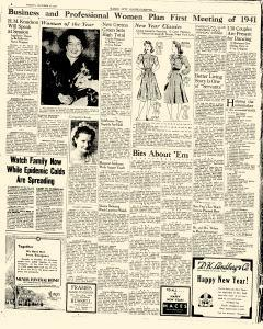 Mason City Globe Gazette, December 31, 1940, Page 6
