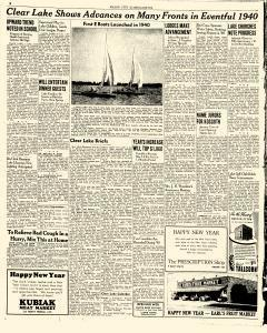 Mason City Globe Gazette, December 31, 1940, Page 8