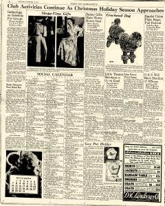 Mason City Globe Gazette, November 29, 1941, p. 6
