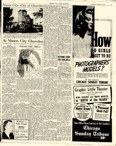 Mason City Globe Gazette, November 29, 1941, p. 5