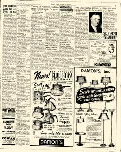 Mason City Globe Gazette, March 16, 1942, Page 5