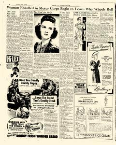 Mason City Globe Gazette, June 18, 1942, Page 10